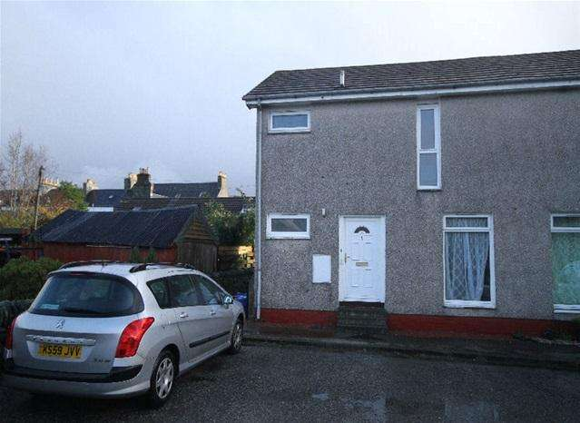 3 Bedrooms Semi Detached House for sale in 1 Mathieson Place, Lochgilphead, PA31 8TJ