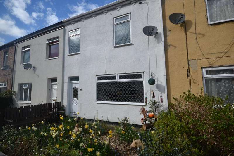 3 Bedrooms Terraced House for sale in Cliff Street, New Marske TS11