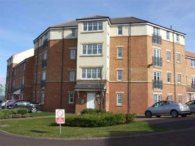 2 Bedrooms Apartment Flat for rent in Foster Drive, Gateshead, Tyne and Wear, NE8 3JG