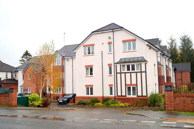 2 Bedrooms Apartment Flat for sale in POYNTON (CHESTER ROAD)