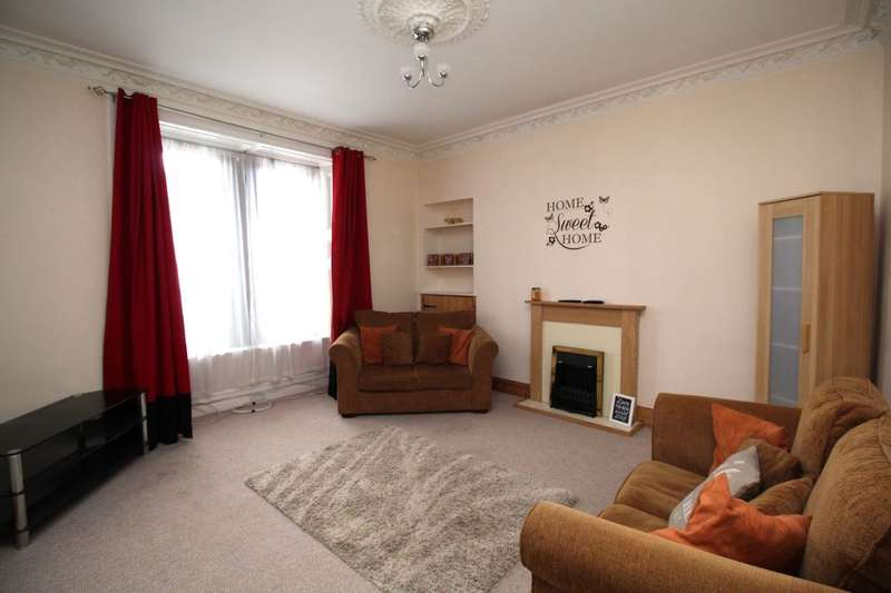 1 Bedroom Flat for sale in Gardner Street, Dundee, DD3