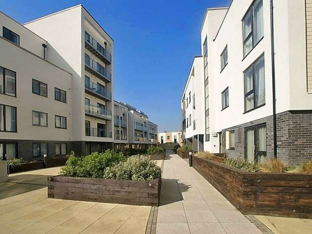1 Bedroom Flat for sale in Vellum Court,, Walthamstow, London