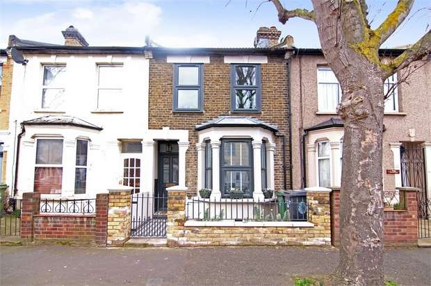 3 Bedrooms Terraced House for sale in Ivy Road, Walthamstow, London