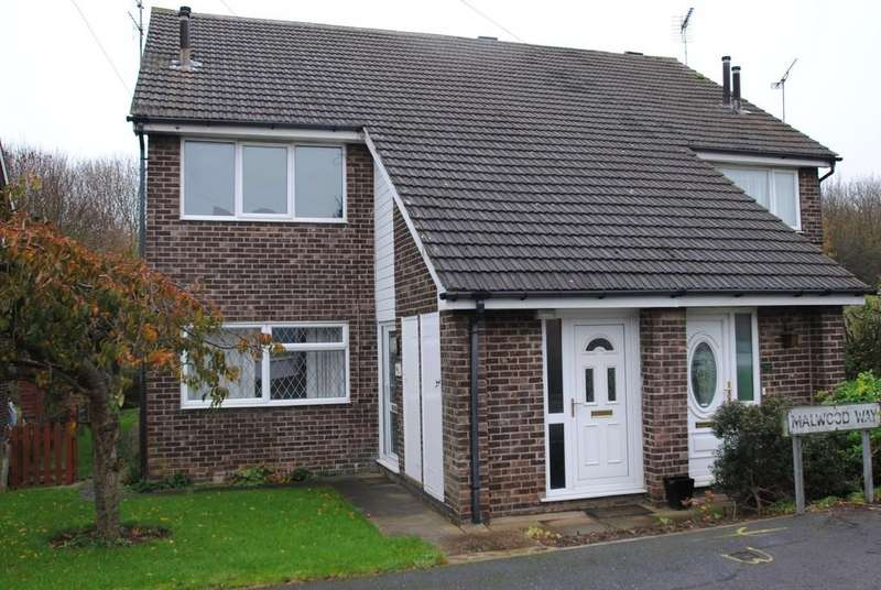2 Bedrooms Flat for rent in Malwood Way, Maltby, Rotherham