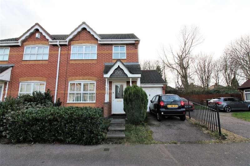 3 Bedrooms Semi Detached House for sale in Riverbank Road, Willenhall