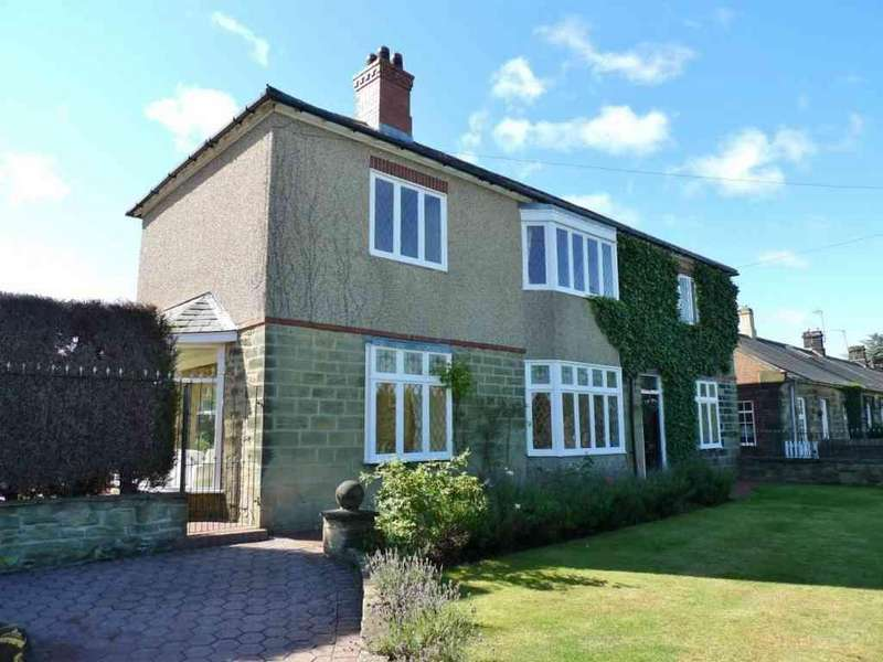 4 Bedrooms Detached House for sale in The Old Post House, Nedderton Village, Bedlington, Northumberland, NE22 6AX