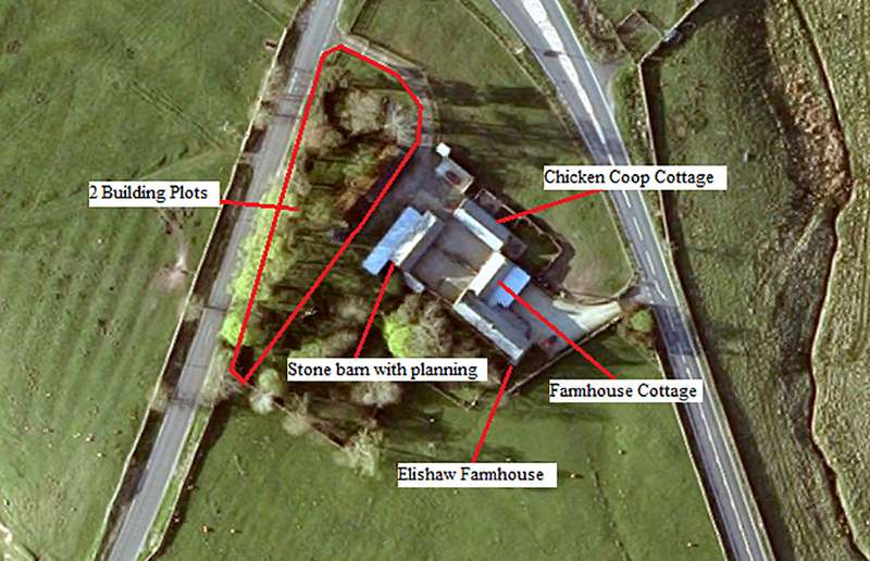 Farm Land Commercial for sale in Elishaw Moor, Otterburn, Northumberland NE19