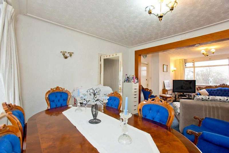 3 Bedrooms Terraced House for sale in Higham Road, Harringay