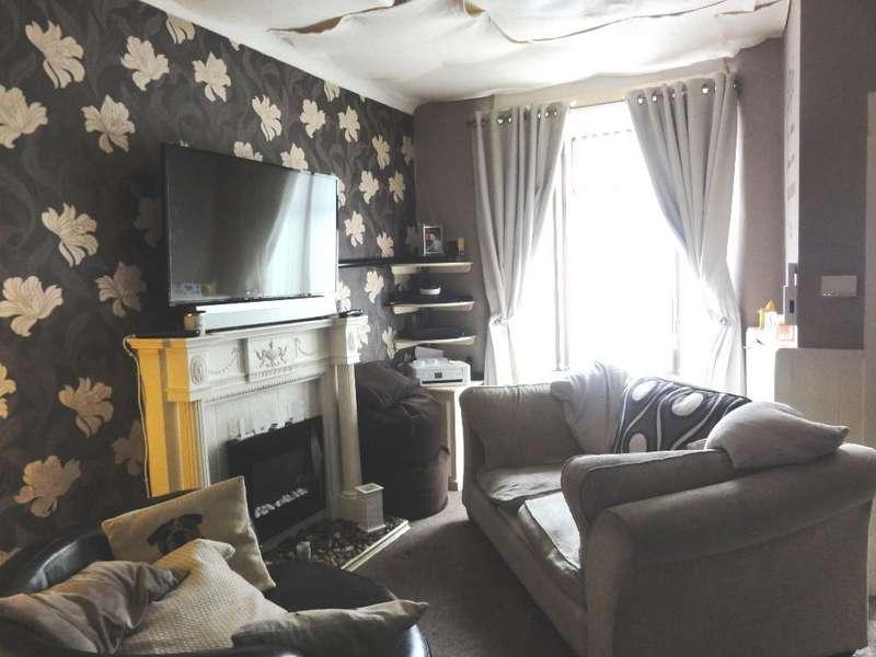 2 Bedrooms Terraced House for sale in Bartlett Street, Wavertree, Liverpool L15