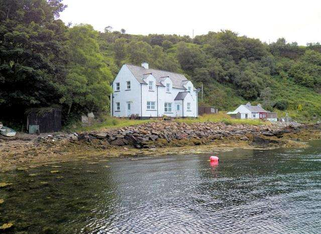 3 Bedrooms Detached House for sale in Freeport, Port Askaig, Isle of Islay, PA46 7RB