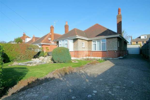 3 Bedrooms Detached Bungalow for sale in POOLE, Dorset