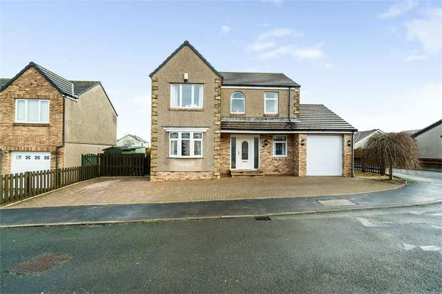 4 Bedrooms Detached House for sale in Lonsdale View, Dearham, Maryport, Cumbria