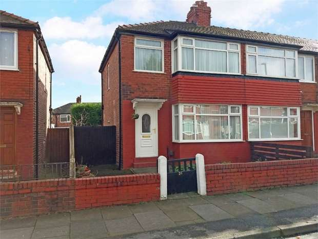 3 Bedrooms Semi Detached House for sale in Cypress Road, Droylsden, Manchester