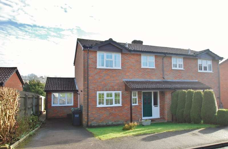 3 Bedrooms Semi Detached House for sale in Black Acre Close, Amersham, HP7
