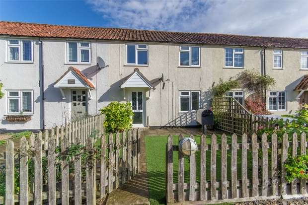 3 Bedrooms Terraced House for sale in Masham, Worthing