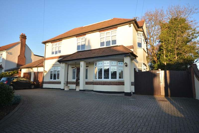 5 Bedrooms Detached House for sale in Slewins Lane, Hornchurch RM11