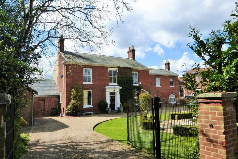 5 Bedrooms Detached House for sale in Dereham, Norfolk