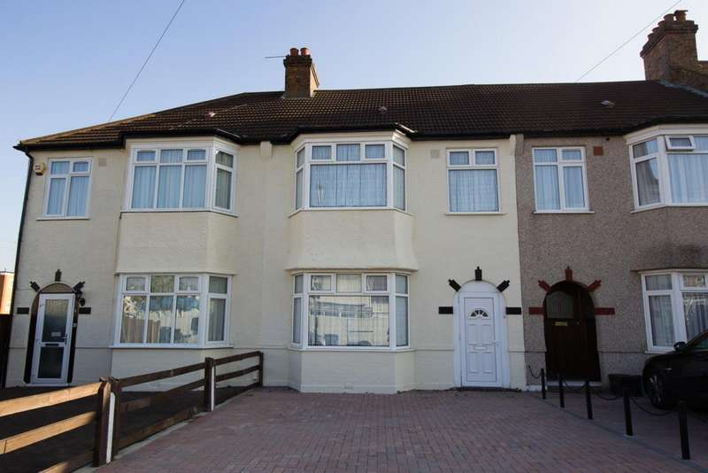 3 Bedrooms Terraced House for sale in Howard Road, South Norwood, SE25
