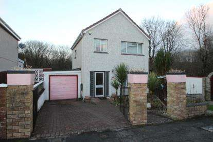3 Bedrooms Detached House for sale in Linlithgow Gardens, Mount Vernon, Glasgow, Lanarkshire