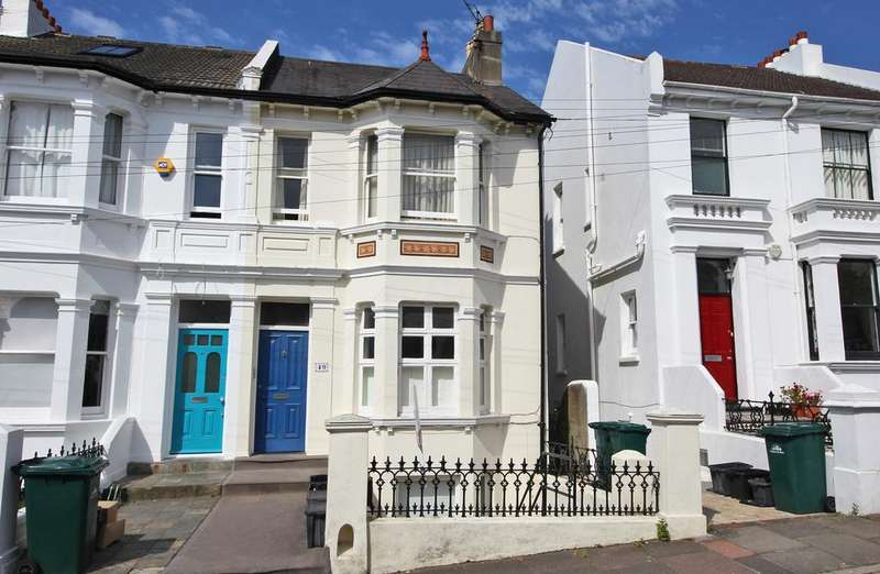 1 Bedroom Flat for sale in Havelock Road, Brighton BN1