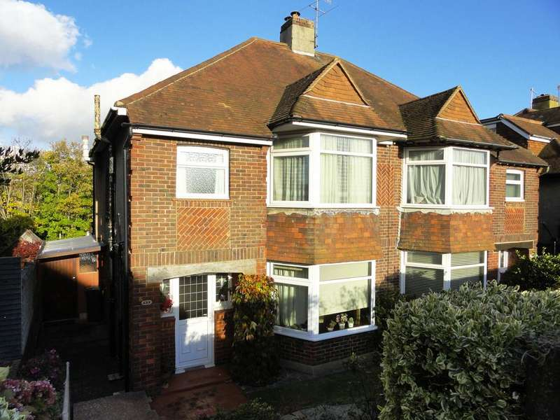 4 Bedrooms Semi Detached House for sale in Nevill Road, Hove BN3