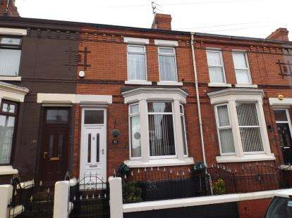 3 Bedrooms Terraced House for sale in Hale Road, Walton, Liverpool, Merseyside, L4