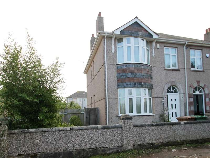 4 Bedrooms Semi Detached House for sale in Plymstock