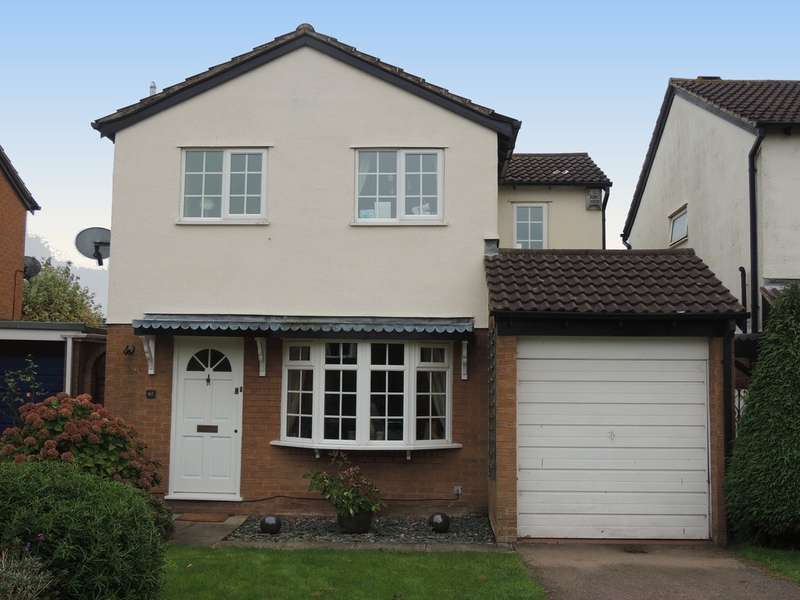 3 Bedrooms Detached House for sale in Kemps Green Road, Balsall Common