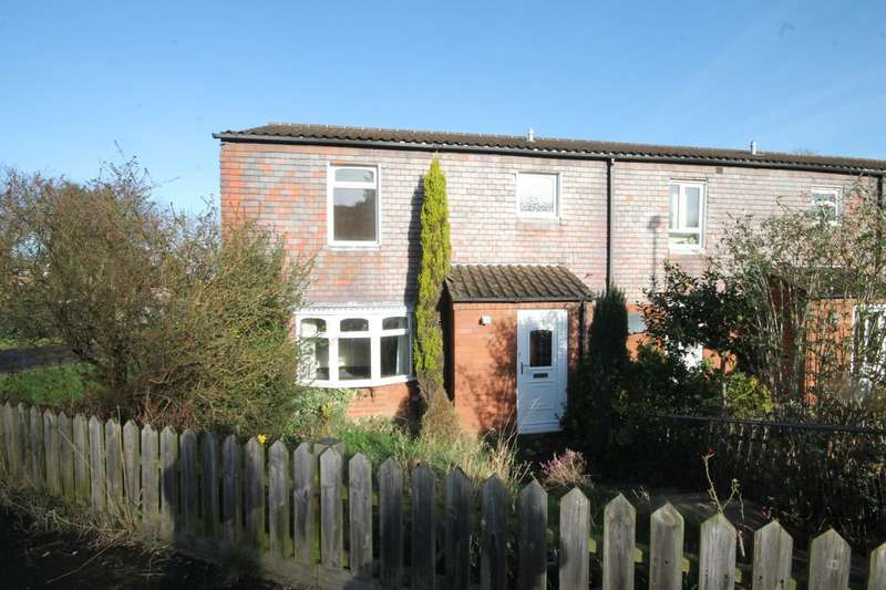 3 Bedrooms End Of Terrace House for sale in Sorrel, Amington