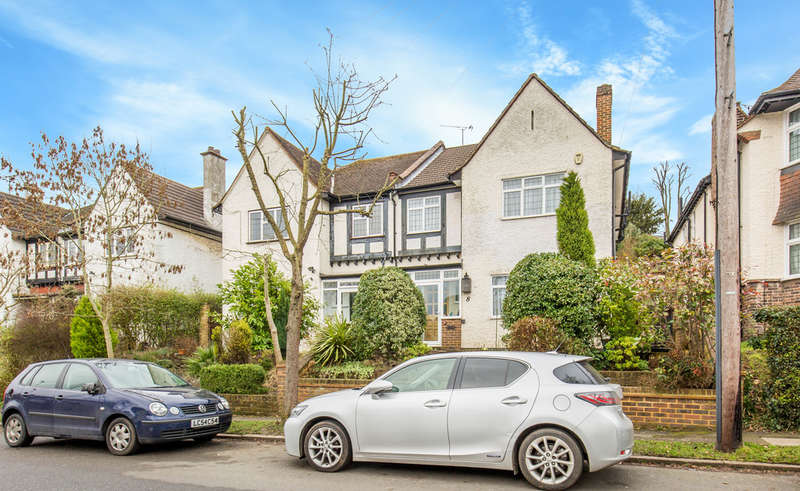 4 Bedrooms Semi Detached House for sale in Grasmere Road, Purley, CR8 1DU