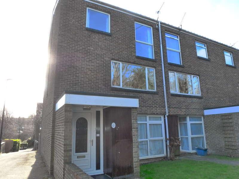 2 Bedrooms Flat for sale in Woodpecker Mount, Pixton Way, Croydon, CR0 9JB