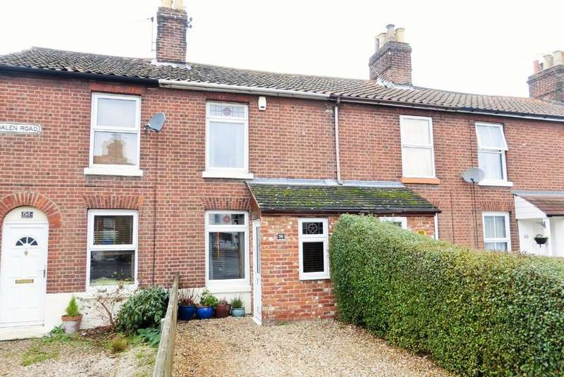 3 Bedrooms Terraced House for sale in Magdalen Road, Norwich