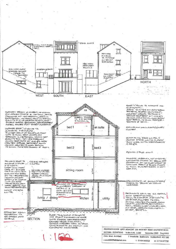 Land Commercial for sale in Huddersfield HD3
