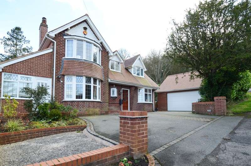 4 Bedrooms Detached House for sale in Reservoir Road, Cofton Hackett, Birmingham