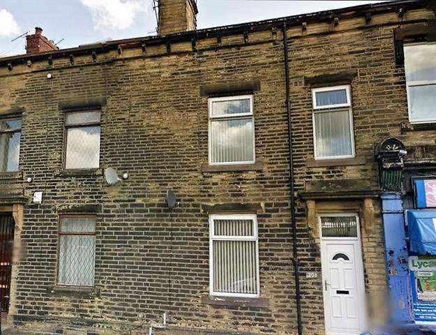 3 Bedrooms Terraced House for sale in Three bedroom property for sale BD7 Southfield Lane