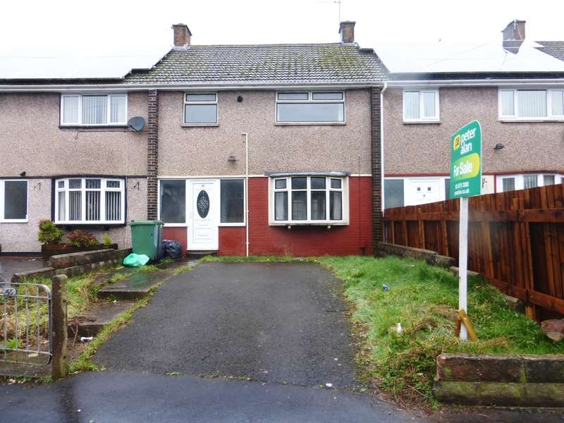 3 Bedrooms Terraced House for sale in Ashburton Avenue, Llanrumney, Cardiff