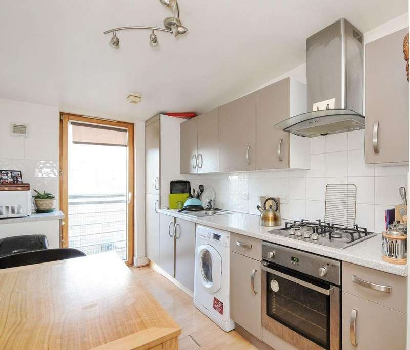 1 Bedroom Flat for sale in Overton Road, Brixton SW9