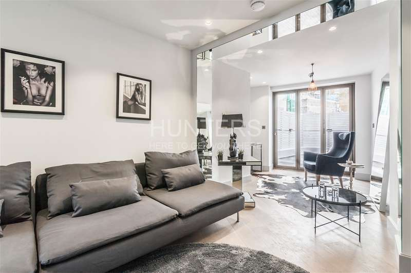 3 Bedrooms House for sale in Modus House, 33A Holmdale Road, NW6 1BJ