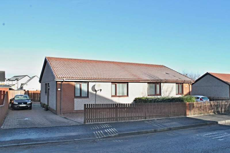 2 Bedrooms Semi Detached Bungalow for sale in Watson Terrace, Drongan KA6