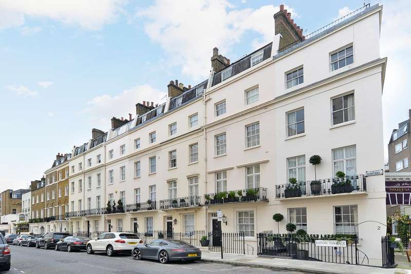5 Bedrooms House for rent in Eaton Terrace SW1W