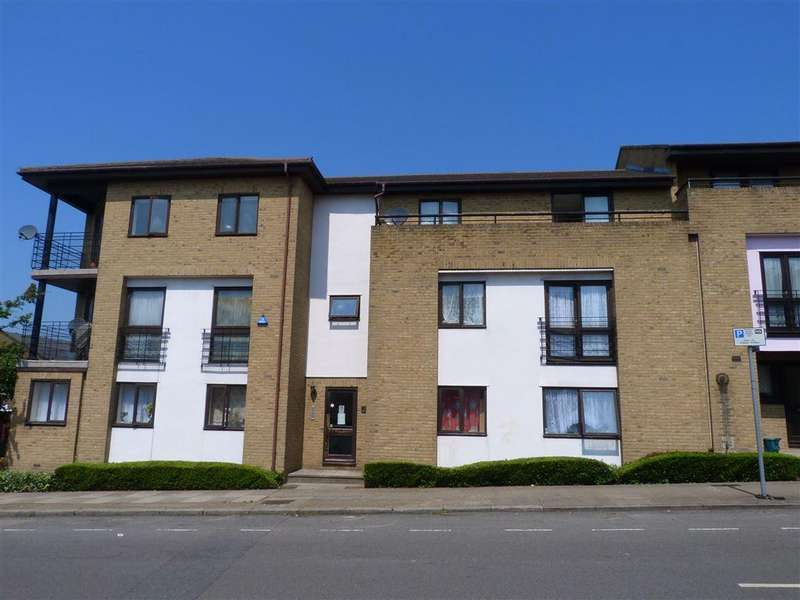 2 Bedrooms Apartment Flat for sale in Baskerville Gardens, Neasden, London