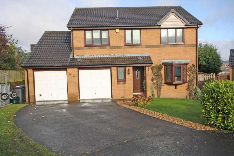 4 Bedrooms Detached House for sale in Turnberry, Ouston, Chester-le-Street, DH2 1LR