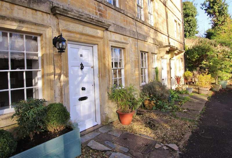 2 Bedrooms Terraced House for sale in Barton Orchard, Bradford-On-Avon