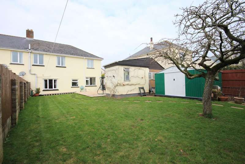 4 Bedrooms Semi Detached House for sale in Sampford Peverell EX16