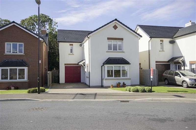 3 Bedrooms Detached House for sale in Raad Bridjeen, Peel, Isle of Man