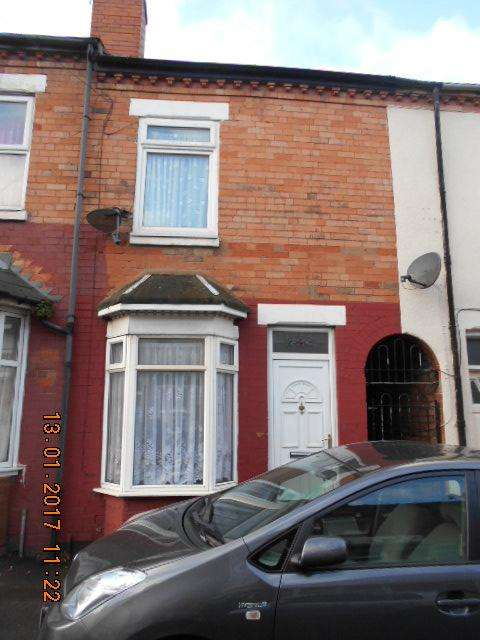 3 Bedrooms Terraced House for sale in Blakeland Street, Bordesley Green, Birmingham B9 5XG