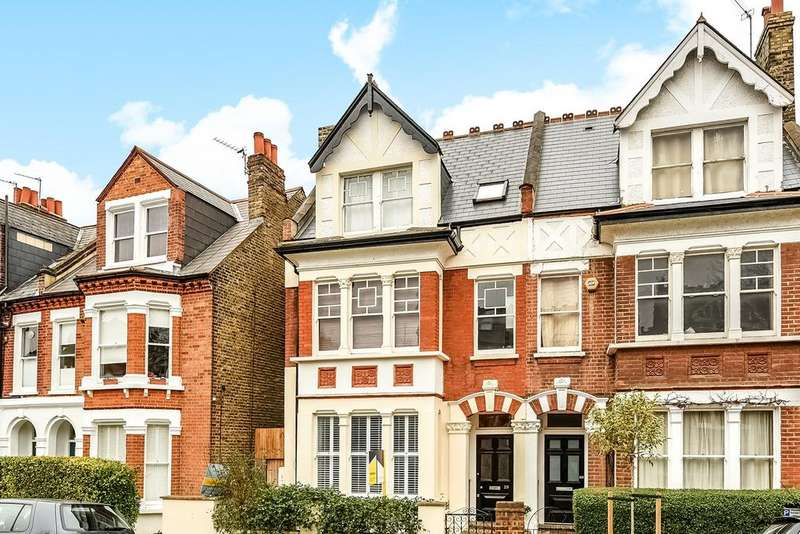 3 Bedrooms Flat for sale in Fawnbrake Avenue, London, SE24
