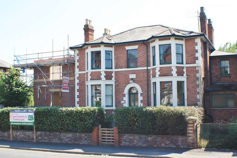 1 Bedroom Flat for sale in Whitecross Road, HEREFORD, HR4