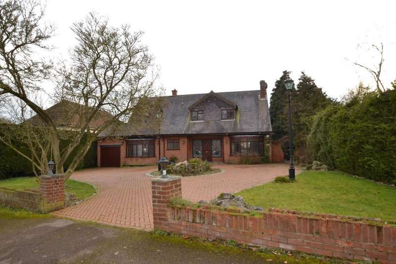 5 Bedrooms Detached House for sale in Carnaby Road, Broxbourne, EN10