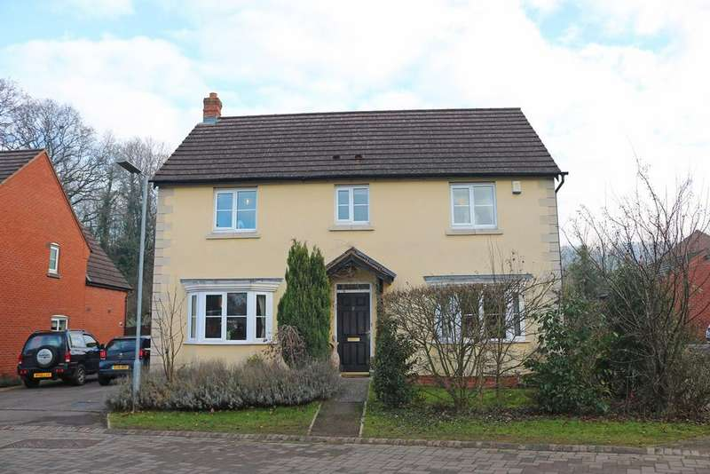 4 Bedrooms Detached House for sale in The Leasowes, Ledbury, HR8